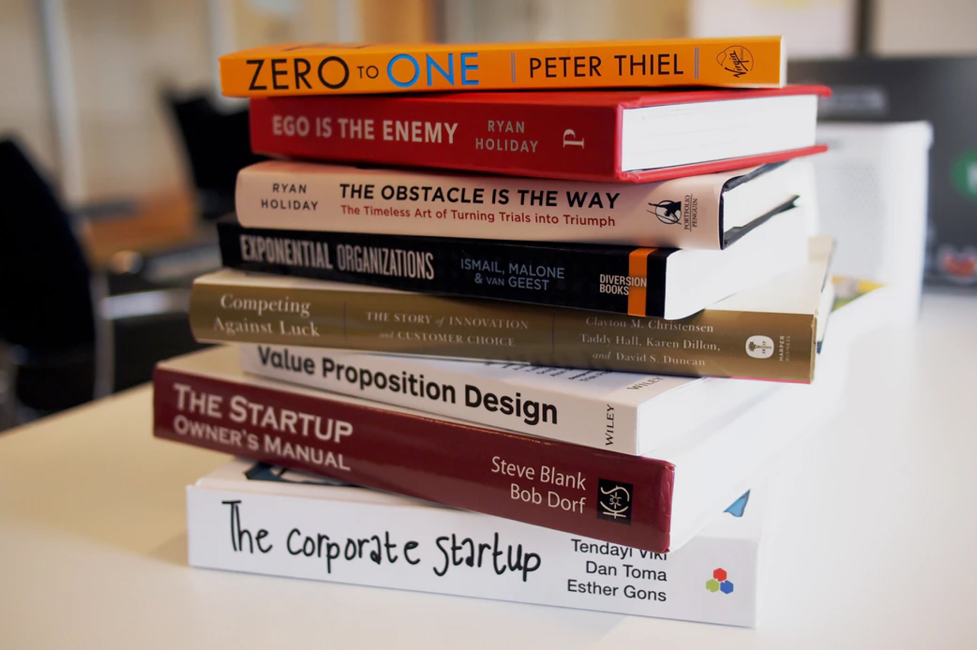 The Severance Story in Startups