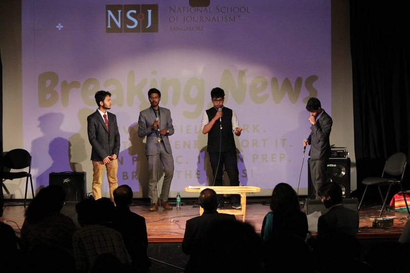 National School of Journalism, Bangalore