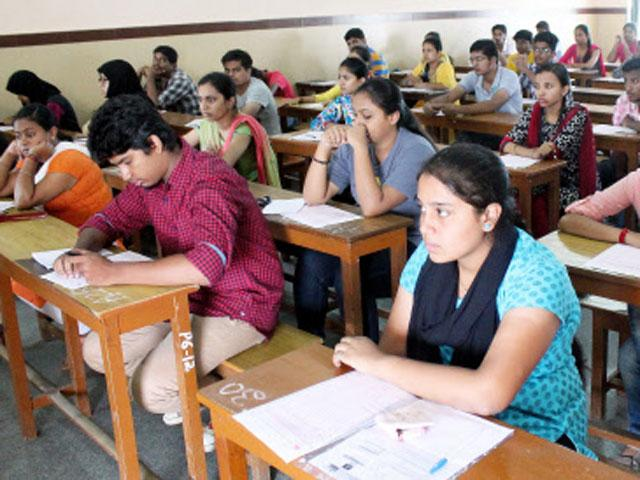 It was a mixed feeling among students when they came to the examination centre