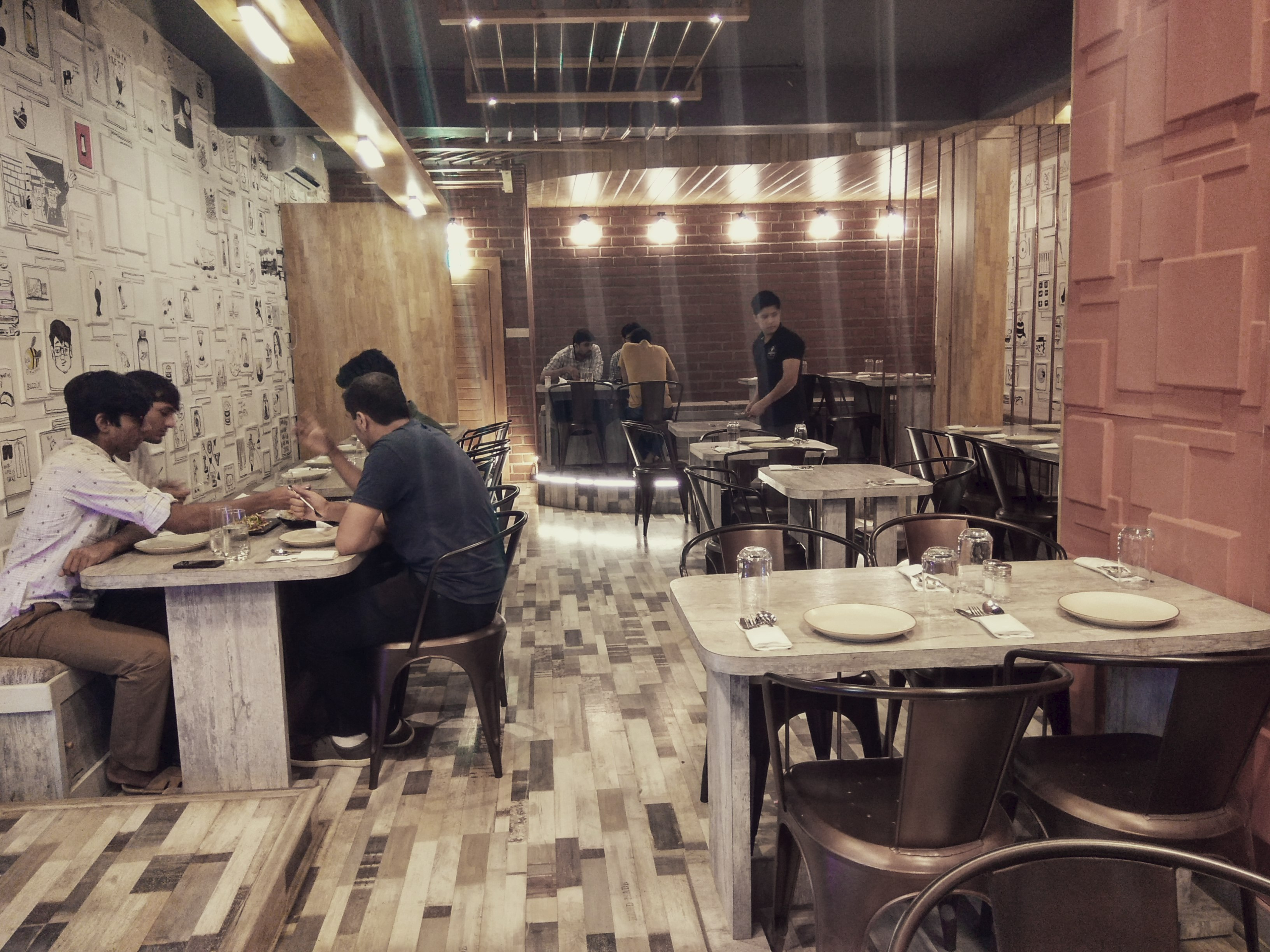NSoJ Restaurant Review: A hearty and energetic start to the day at this cosy outlet
