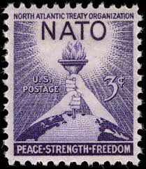 Years Ago Today:  NATO (North Atlantic Treaty Organization) is created by United States