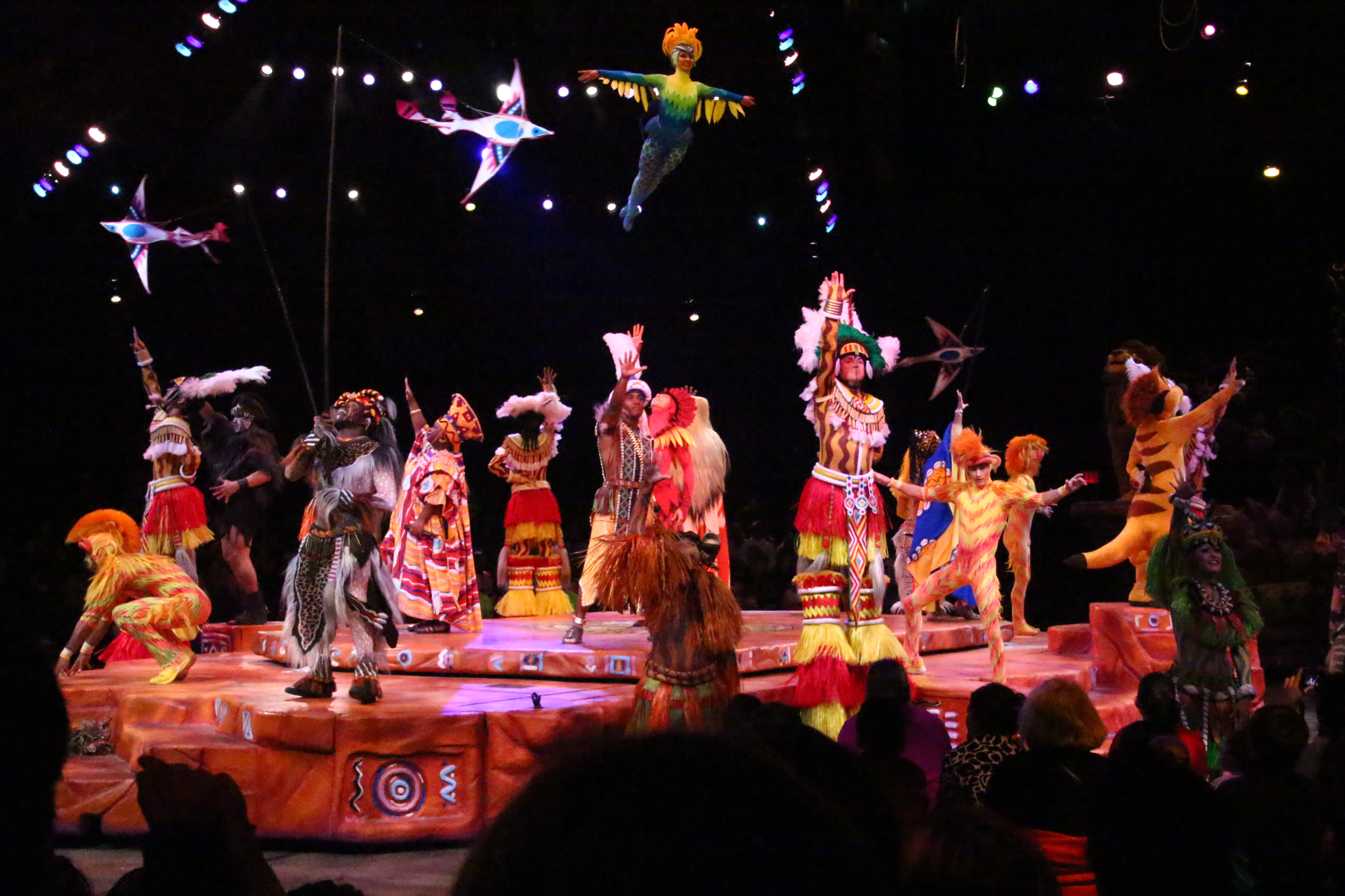 Years Ago Today:  The Lion King becomes highest grossing Broadway show