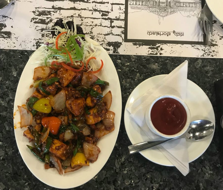 NSoJ Restaurant Review: A vegetarian haven bang in the city centre