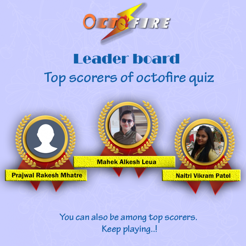 Start Playing Octofire Now  and Win Exciting Rewards..!