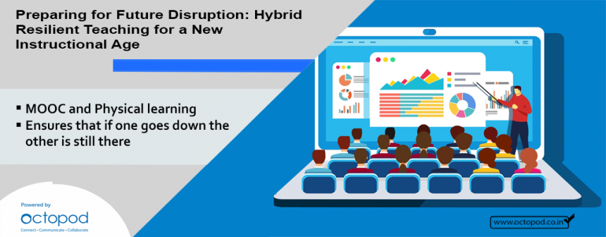 Preparing for Future Disruption: Hybrid Resilient Teaching for a New Instructional Age