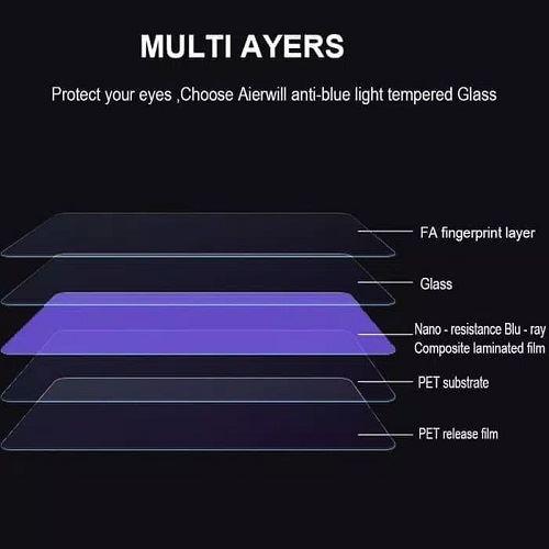 Anti Tempered Glass