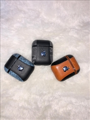 Airpod Case Cover leather...