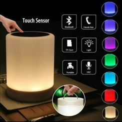 CL-671 Touch Lamp Portabl...