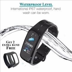 Fitness Pro Smart Band Wi...