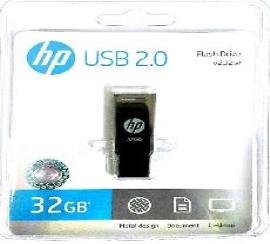 HP 32 GB Pen Drive Black ...