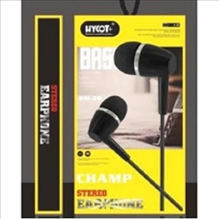 Hycot+ BS-38 Champ Stereo Earphone