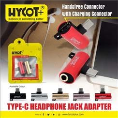 Hycot 3 iN 1 Type C Earph...