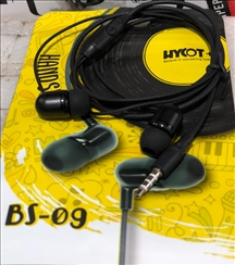Hycot+ BS-09 Champ Wired Earphones