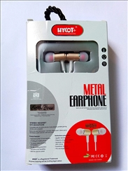Hycot+ SM-232 Metal Magnet Earphone
