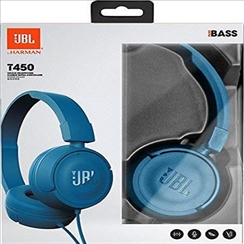 JBL T450 Extra Bass On-Ea...