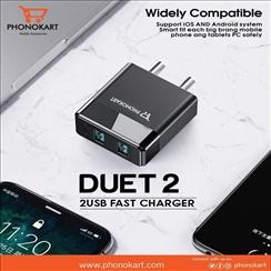 PhonoKart Duet Smart 2.4A...