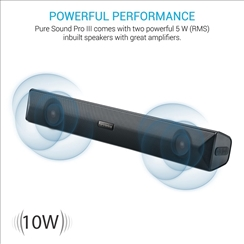 Portronics Pure Sound Pro...