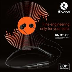 Rivano RNBT03 20 Hours Ba...