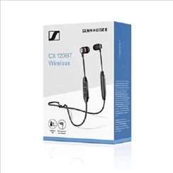 Sennheiser CX 120BT Wirel...