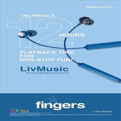 Fingers LivMusic 12 Hours...