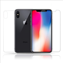 iPhone XS Max Tempered Gl...