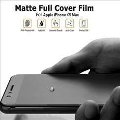 iPhone X Matte front And ...