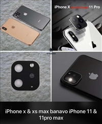 iPhone X To Iphone 11 Cam...