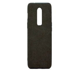 Oneplus 6 Leather Back Ca...