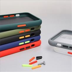 Poco X2 Soft Smoke Case C...
