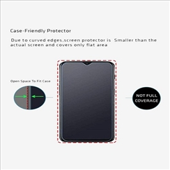 Samsung A10 Matte Tempere...