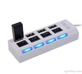 USB 2.0 Hub 4 USB