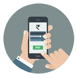Pay image pay school fee online in india