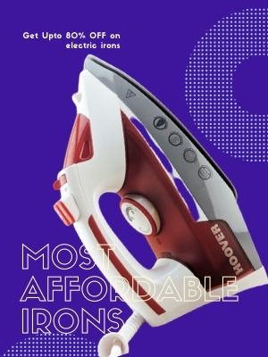 Most affordable irons