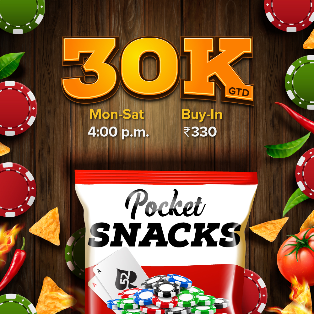 Pocket Snacks 30K