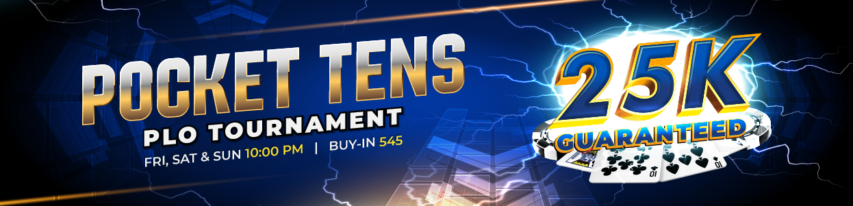 Pocket Tens Tourney banner
