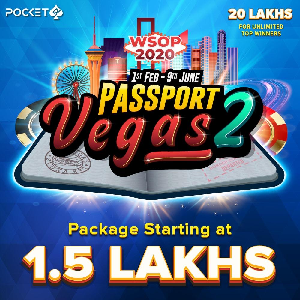 Passport to Vegas II