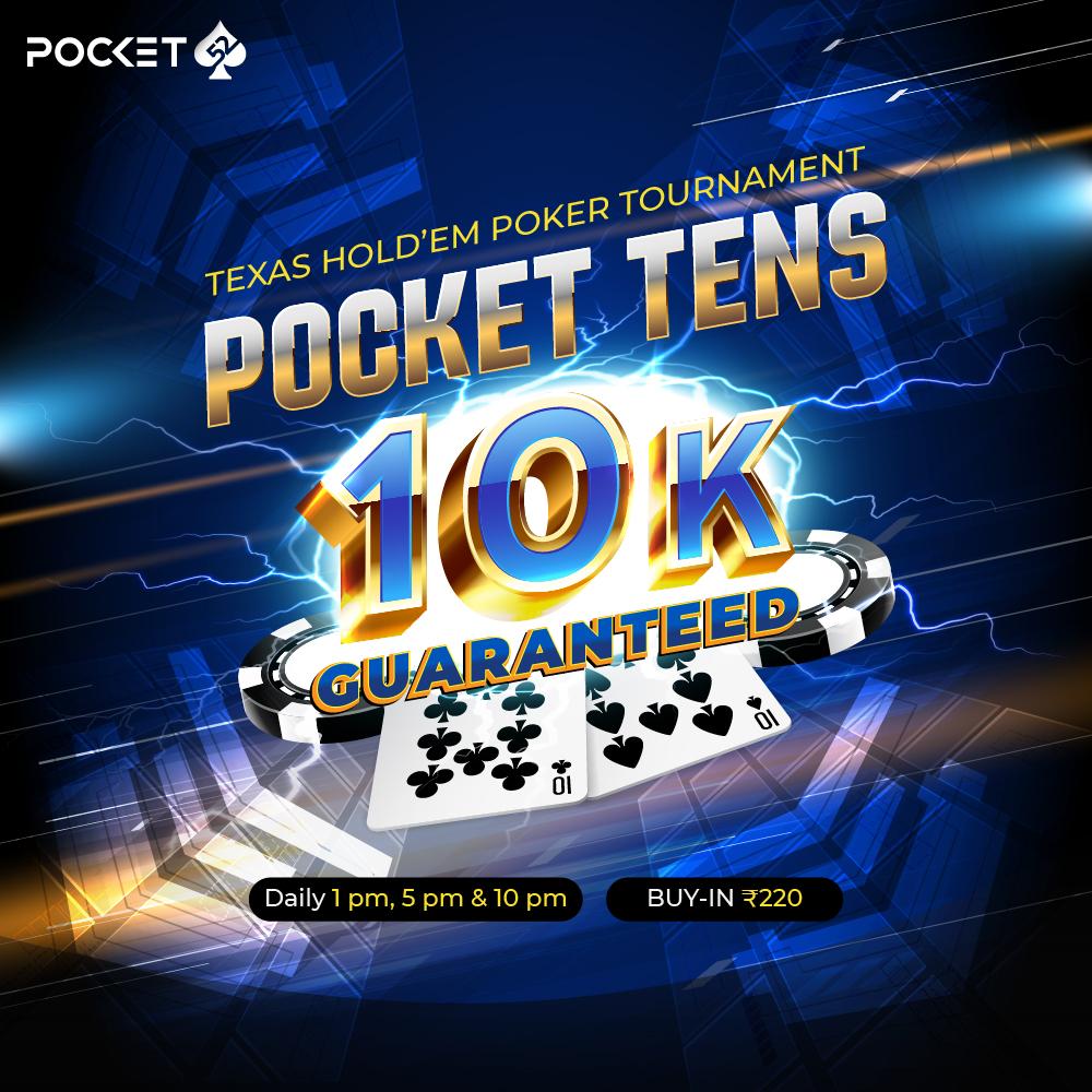 Pocket Tens