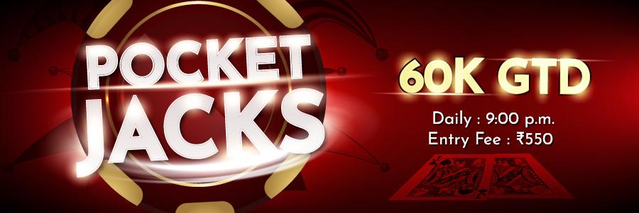 Pocket Jacks 60K