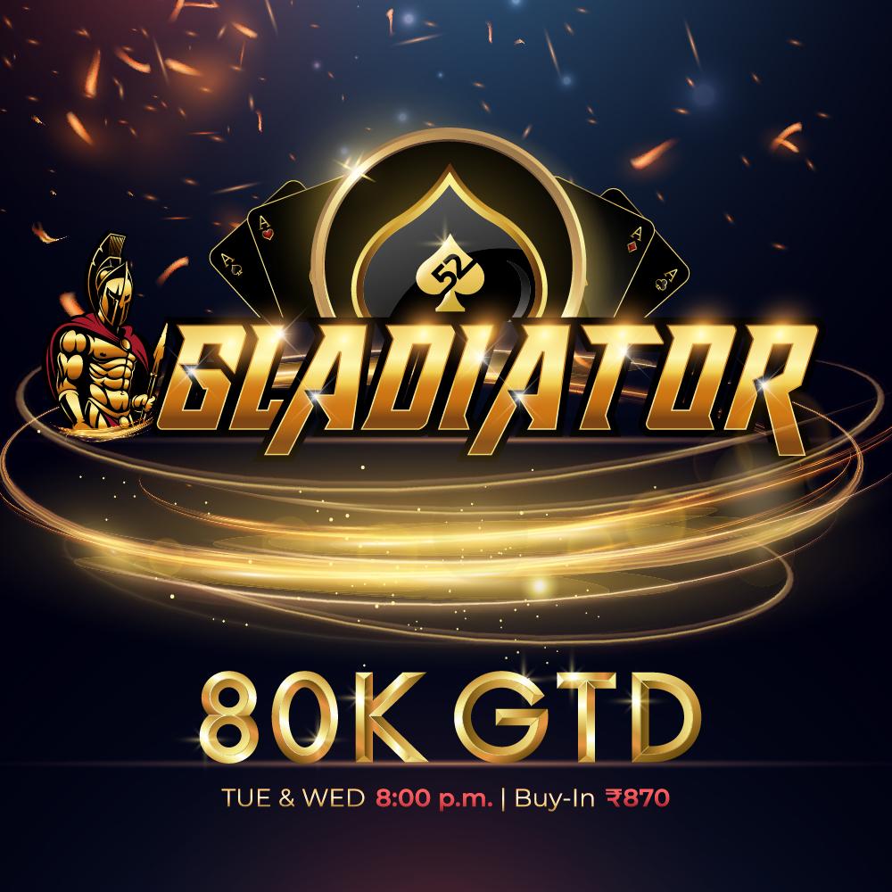 Gladiator 80K GTD