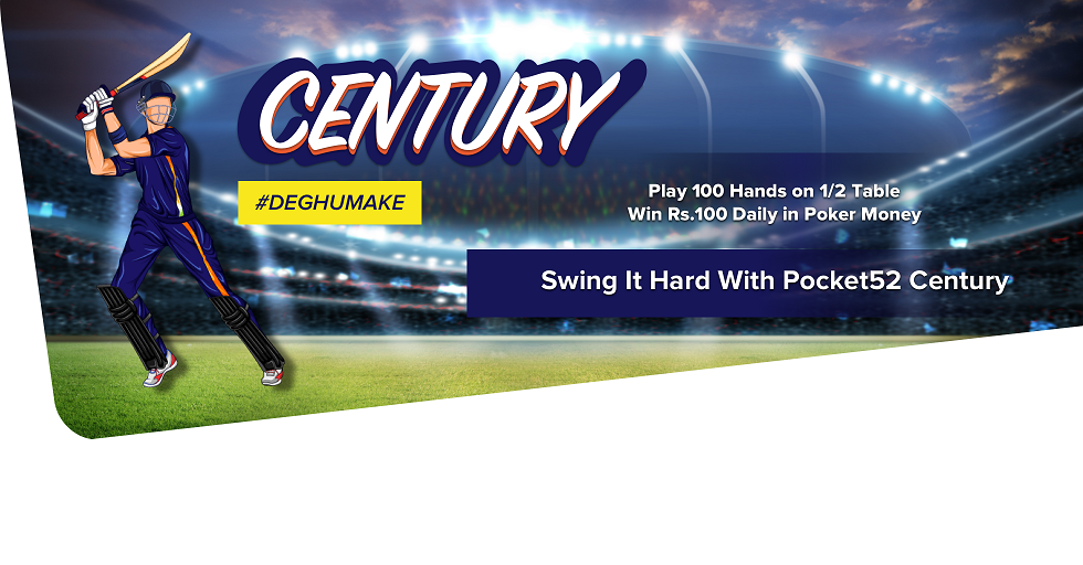 Play Poker Online | Century