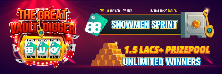 Play Poker Online At Snowmen