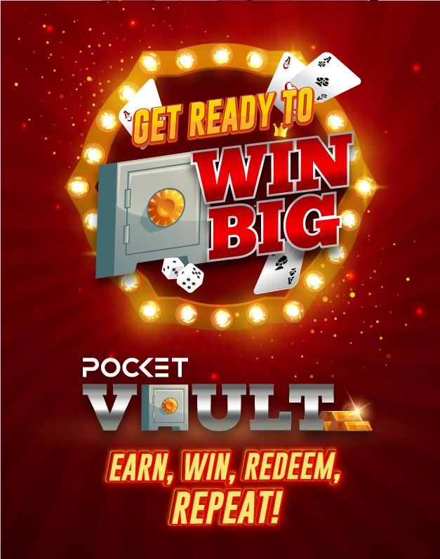 India Best Poker Loyalty Rewards Program Pocket Vault