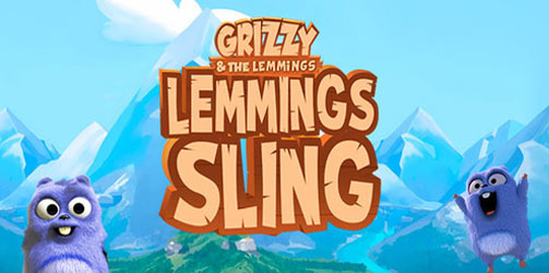 Lemming Sling Game