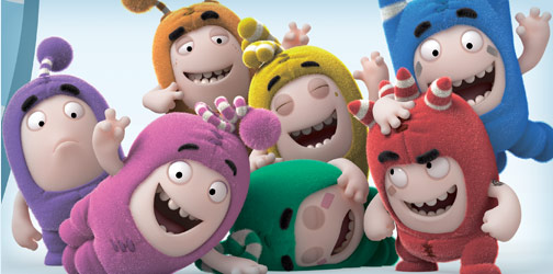 About Oddbods