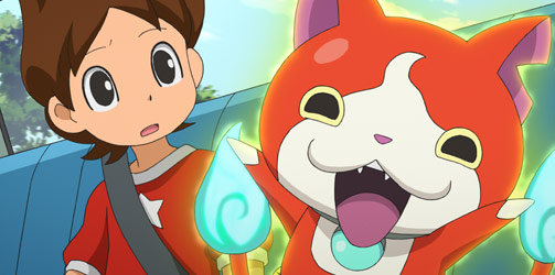 Yo-kai Watch Videos