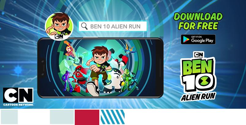 Ben10 Alien Run