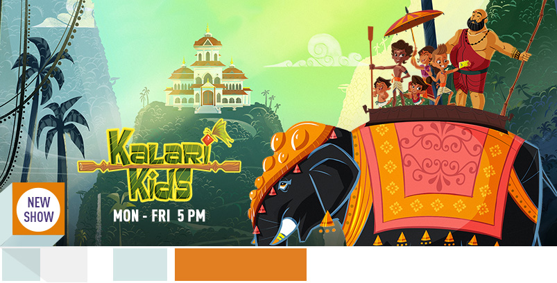 Kalari Kids - New Show