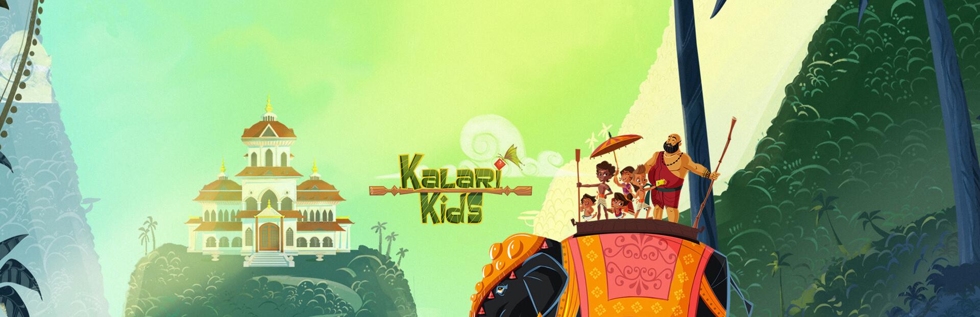 Bheem ki Kalari Party
