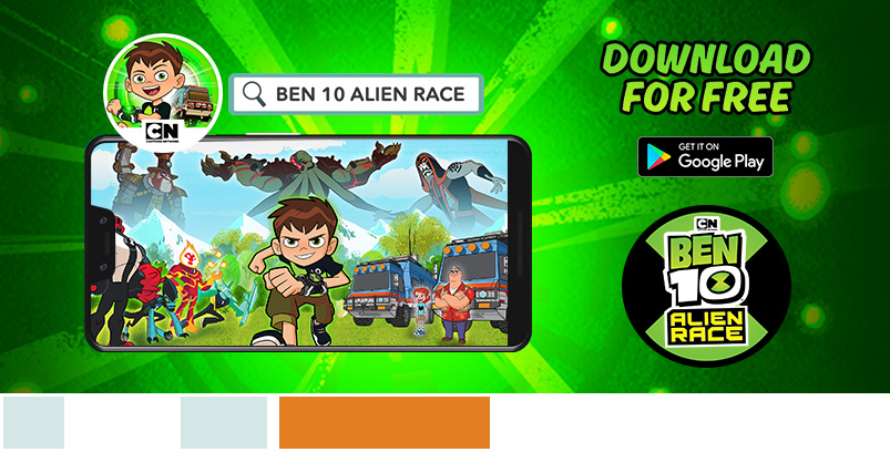 Ben 10 Alien Race - Download Now for Android