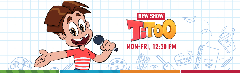 TITOO - NEW SHOW